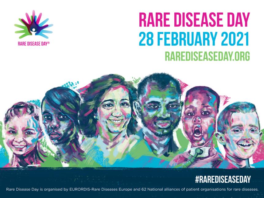28. Februar 2021 – Internationaler Tag der seltenen Krankheiten
